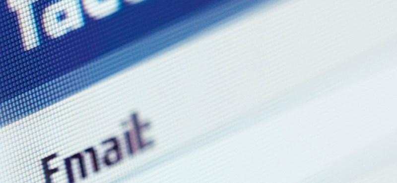 Csak szólunk: az imént az ön levelezési címét is megszüntette a Facebook