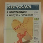 """""""Meghalasztanak bennünket"""" – Itt a Népszava nagy bejelentése"""
