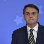 Bolsonaro addig tesztelt, míg negatív nem lett