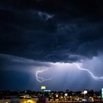 Óriási eső csap le Nyugat-Magyarországra a következő órákban