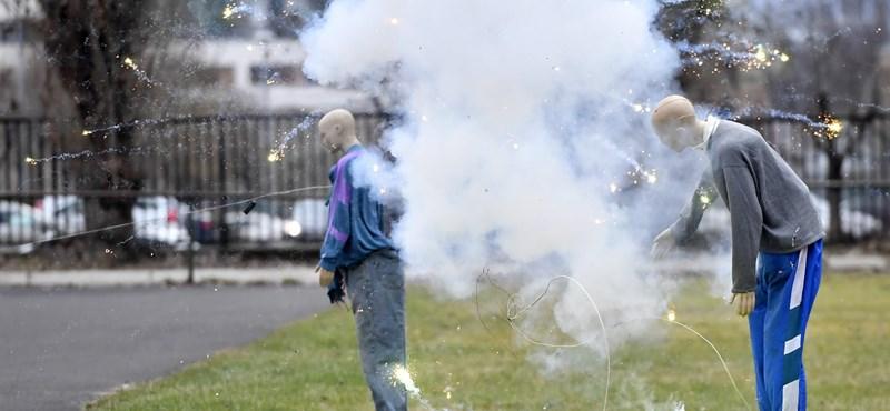 Tűzijáték sebesítette meg Omar Elabdellaoui norvég válogatott focista arcát