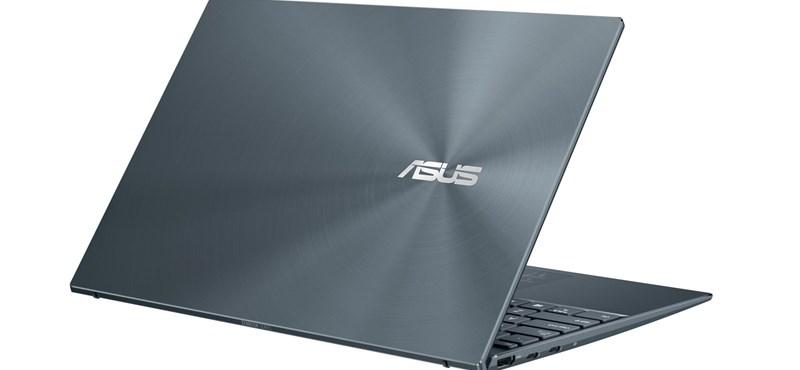 Az egy dolog, hogy vékonyak az Asus új laptopjai, de tele vannak csatlakozókkal