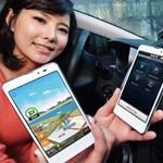 NFC funkciót kínál az LG Optimus LTE Tag