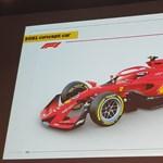 Kiszivárgott fotó: ilyenek lehetnek a teljesen új F1-autók 2021-től