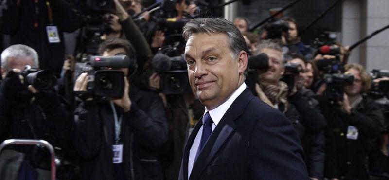 """Orbán Viktor az EU-csúcsot értékeli: """"valami tönkrement"""""""