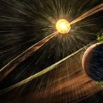 Elfújja a napszél a Mars légkörét