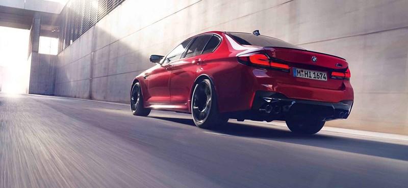 A BMW M főnöke mutatott néhány részletet az eddigi legerősebb Ötösről