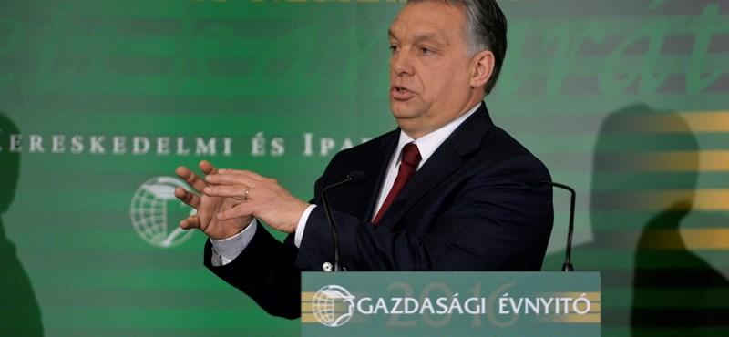 A nap, amikor Orbán Viktor adott egy gyomrost a hazai szállodásoknak