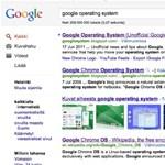 Új Google felület – eltűnik a szerencsés gomb, változik a sorrend
