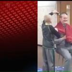 Levágatta a haját az igazgató egy diákért, akit kopaszsága miatt piszkáltak