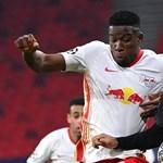 Két gólt ajándékozott a Leipzig a Liverpoolnak