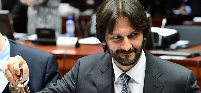 Lemond a szlovák belügyminiszter is