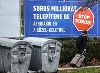 Kúria: Törvénysértően szedték le Kispesten a sorosozós kormányplakátokat