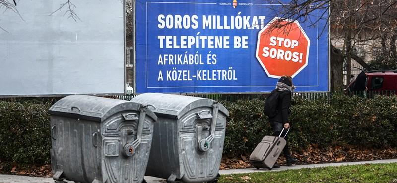 Nyílt Társadalom Alapítványok: A Stop Soros célja, hogy elhallgattassa a független kritikusokat