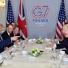Donald Trump ígért egy nagyot a brit kormányfőnek