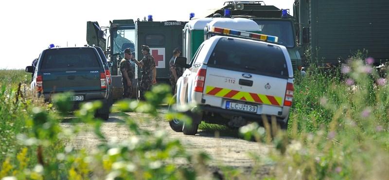 Tűzszerész-tragédia: rejtett töltet hozhatta működésbe a bombát?