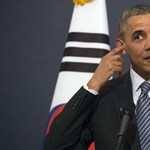 Így nézett ki Obama elnök 2,5 évesen