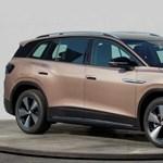 Volkswagen ID.6, íme a 7 személyes új villanyautó