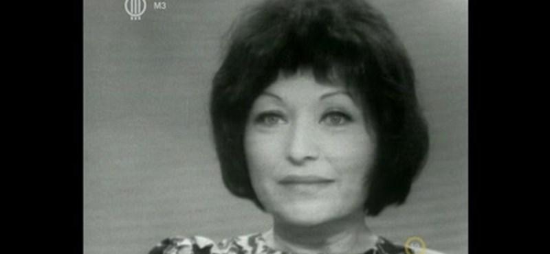 Meghalt az egyik legnagyobb magyar tragika, Kohut Magda