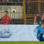 Megalázóan buta gólokkal kapott ki a magyar válogatott Horvátországban