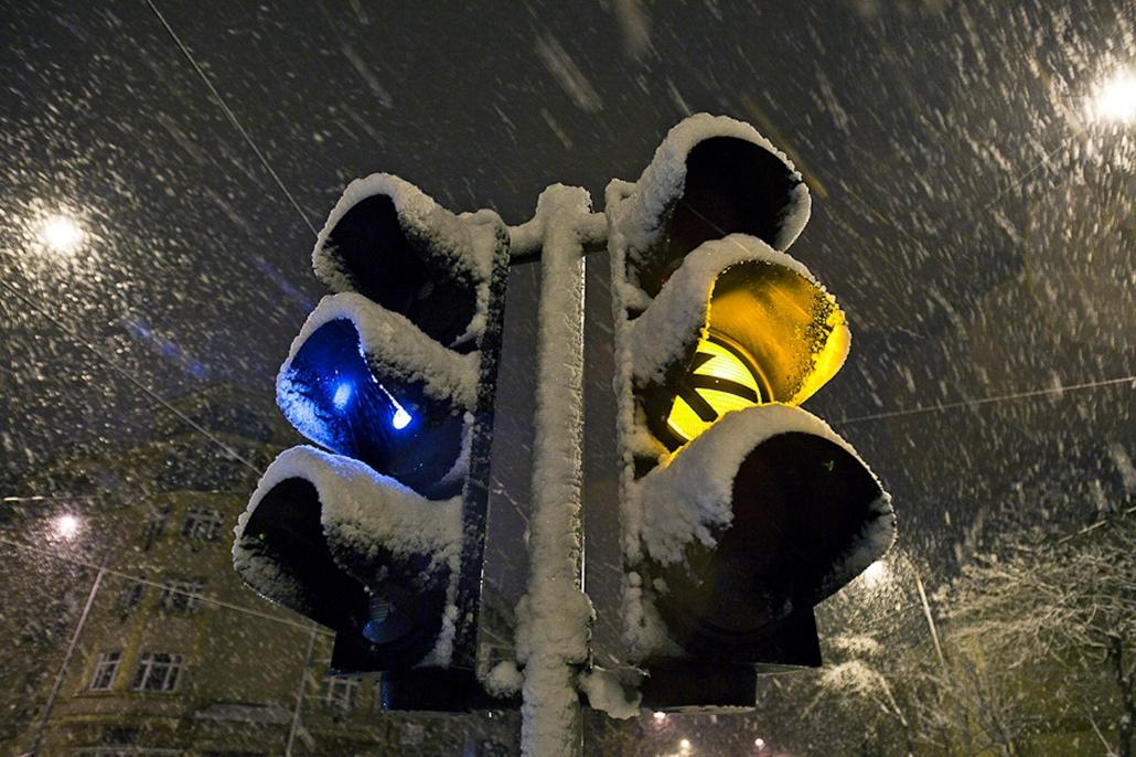 havazás közlekedés hó hét képei nagyítás