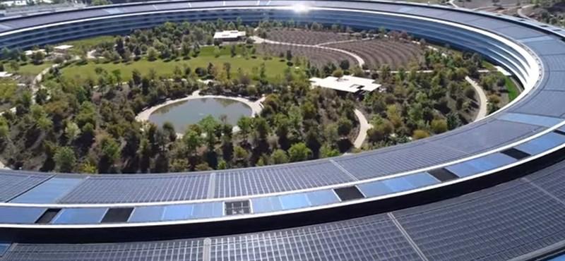 Mestermunka: valaki megépítette 85 000 legókockából az Apple főhadiszállását