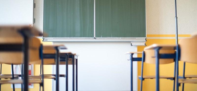 Még készül a protokoll arra az esetre, ha gócponttá válna egy iskola