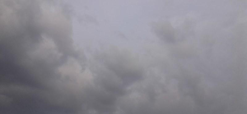 Felhős, sokfelé nyirkos lesz az év utolsó hétvégéje