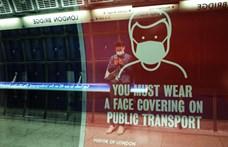 Naponta közel 100 ezren fertőződnek meg a koronavírussal csak Angliában