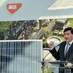 Változások az INA vezetésében, Fasimon Sándor az igazgatóság elnöke