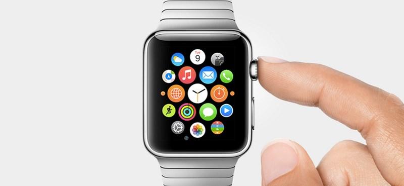 Jó esély van rá, hogy 3 hét múlva jön az Apple új okosórája