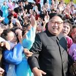 Hszi Csin-pinggel tárgyalt Kim Dzsong Un