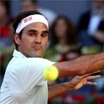 Két meccslabdáról kapott ki Federer Madridban