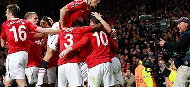 A Manchester United a legértékesebb sportegyesület
