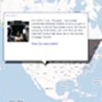Nézze a híreket mozgó Google térképen (videóval)