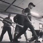 Lehet Liu Shaolin Sándor után csinálni a lábprogramját – videó