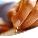 Szerelmeslevél-írásból jól lehet élni válság idején
