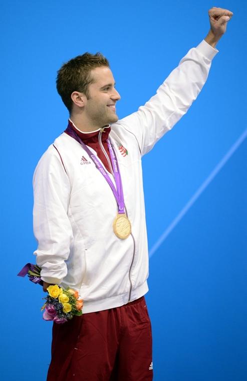 Sors Tamás aranyérmes a paralimpián