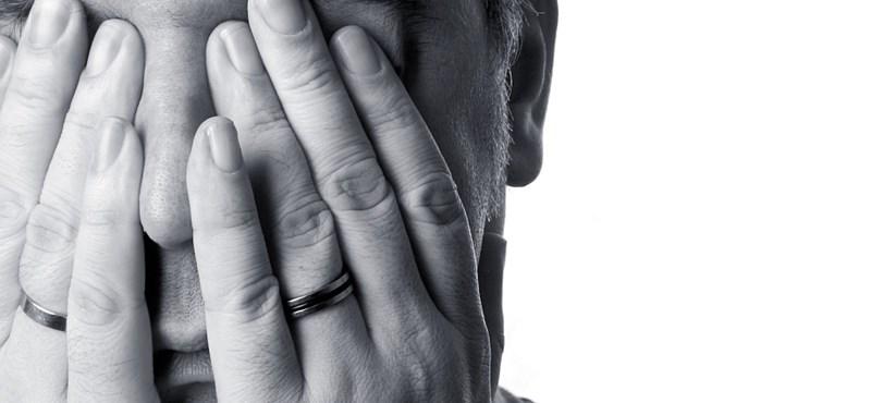 Terméketlenséget okozhat a férfiaknál a depresszió