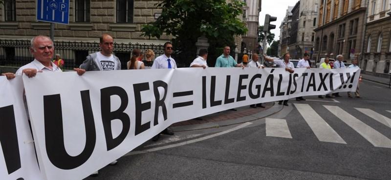 A Uber szerint újra kell gondolni ezt a taxisrendeletet