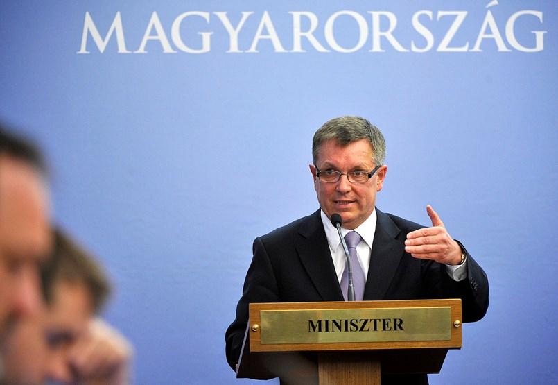 Tíz éve hirdette meg Matolcsy György, hogy az EU élére törünk