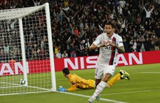 Real-vereség Párizsban, Juventus-döntetlen Madridban