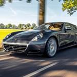 Családi száguldás: eladó az egyetlen példányban készült kombi Ferrari