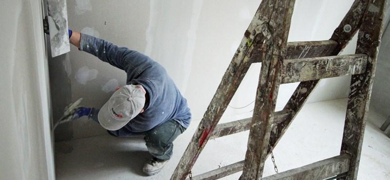 Harmadával lett drágább a lakásfelújítás tavalyhoz képest