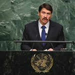 Áder nem lesz az ENSZ-főtitkárjelölt, csak a hírlapi kacsa hápog