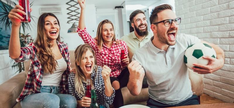 Így drukkolj a kedvenc csapatodnak: tippek a tökéletes tévés sportélményhez