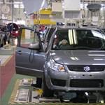 Napi Gazdaság: egyműszakos termelésre állt át a Suzuki