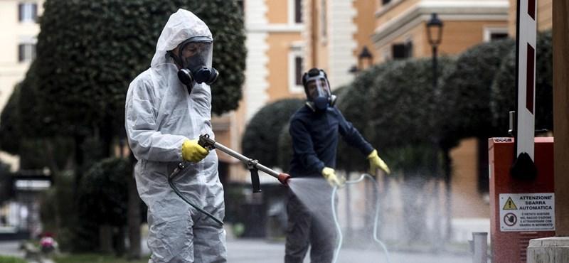Olaszországból három jó hír jött, de még súlyos a helyzet
