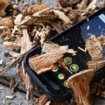 Van egy telefon, ami 3-4 napig bírja, az esést is túléli és a fagyasztót is – teszt