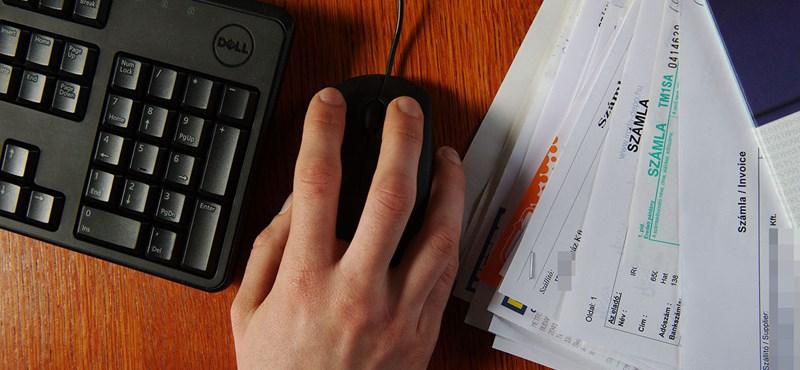 Online számlázás: elindult a regisztráció a NAV oldalán
